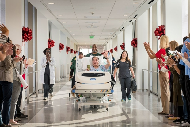 Stanford Hospital patient